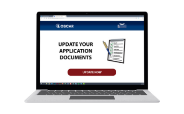 Update Your Application Documents